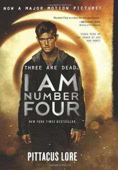 I Am Number Four by Pittacus Lore, BookLikes.com #books