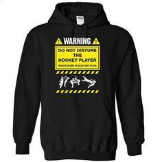 Do not disturb the Hockey - 1015 - #wet tshirt #neck sweater. MORE INFO => https://www.sunfrog.com/LifeStyle/Do-not-disturb-the-Hockey--1015-5287-Black-Hoodie.html?68278