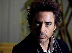 Robert Downey Jr. as Sherlock Holmes, 2009