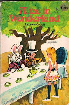 See the Cover of 'Alice's Adventures in Wonderland' Transform Through the Ages - BookBub Blog