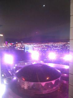 Las Vegas city at night..... #TheCityThatNeverSleeps