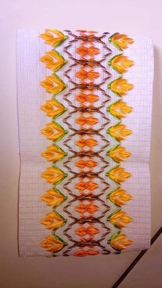 Swedish Embroidery, Embroidery Motifs, Embroidery Fashion, Silk Ribbon Embroidery, Embroidery Designs, Swedish Weaving Patterns, Fabric Manipulation, Ribbon Crafts, Cross Stitch