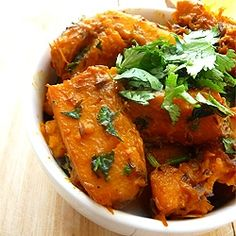 Easy Butternut Squash Indian Recipe
