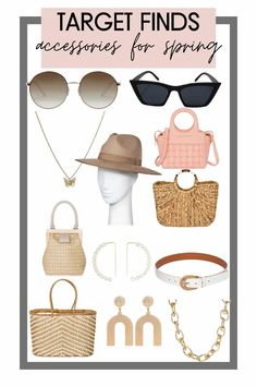 Target Fashion Finds For Spring - Hat on the Map - Spring Outfit Ideas Target Outfits, Target Clothes, Target Fashion, Spring Hats, Target Style, Affordable Fashion, Spring Outfits, Spring Fashion, Outfit Ideas