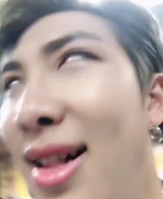 I know right gorl, like, bts is like the greatest- Bts Meme Faces, Funny Faces, Meme Pictures, Reaction Pictures, Namjoon, Rapmon, Mafia, K Pop, Bts Face