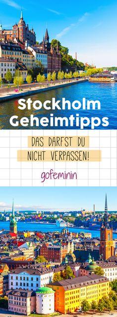Stockholm Tipps - das sind echte Insider-Infos für deine Reise!
