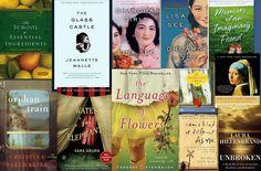 my favorite book club books