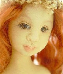 Soft sculpture doll techniques, explained and described with photos. In Russian, but there are so many photos - you don't need words. Great tutorials here.