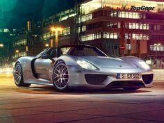 918 Spyder - Photo: TopGear