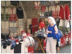 Tallinn 'Sweater Wall' and other Shopping Reviews