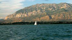 Utah Lake website (see 25 easy access points to Utah Lake)