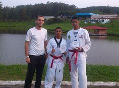 """Alunos do Projeto """"Pague o quanto puder"""" brilham na 9º Copa America de Taekwondo"""
