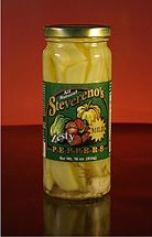These are the BEST peppers ever! Made in Rootstown Ohio!