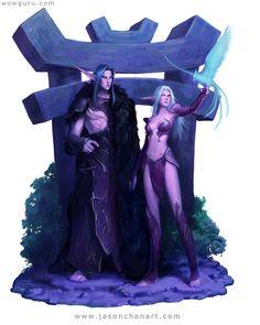 World of Warcraft - Nightelf