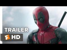 Deadpool Official Trailer #1 (2016) - Ryan Reynolds Movie HD - YouTube