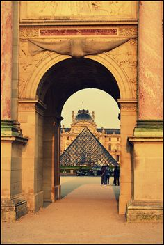 The Most Beautiful Triumphal Way in Paris Most Beautiful, Louvre, Paris, Building, Travel, Montmartre Paris, Viajes, Buildings, Paris France