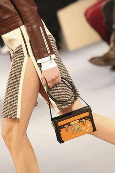 Louis Vuitton Fall 2014 Ready-to-Wear Fashion Show Vuitton Bag, Louis Vuitton Handbags, Women's Handbags, Balenciaga, Nicolas Ghesquiere, Vogue, Pre Owned Louis Vuitton, One Bag, Fall Winter 2014