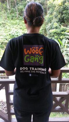Woof Gang dog training in Malaysia