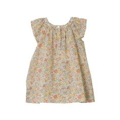 Bonpoint spring/summer 2012   Liberty of London Claire-Aude