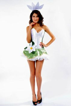 A hen party princess theme  Adult Sexy Tiana Princess and the Frog Fairy Tale Fancy Dress Costume S M L | eBay  #henpartyideas #henparty