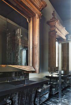 Eclectic Trends | Vincenzo de Cotiis apartment Milan