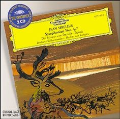 SIBELIUS Symphonien Nos. 4-7 -  Karajan - Deutsche Grammophon