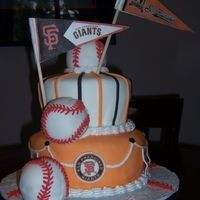 sf giants cakes - Google Search
