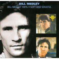 Bill Medley - 100%/Soft and Soulful (CD)