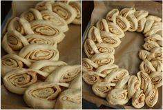 Klippekrans - My Little Kitchen Little Kitchen, Stuffed Mushrooms, Cookies, Baking, Vegetables, Desserts, Food, Stuff Mushrooms, Crack Crackers