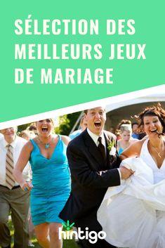 Sélection des meilleurs jeux de mariage Pour animer une soirée de noces, rien de tel que des jeux de mariage ! Voici quelques petites idées des activités qui font l'unanimité.