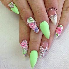 pinterest: I just like the pinky nail.