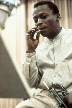 """quote:Miles Davis - """"If you understood."""" (x-post from r/Jazz) Miles Davis, Great Quotes, Quotes To Live By, Me Quotes, Inspirational Quotes, Qoutes, Motivational, Jazz Artists, Jazz Musicians"""