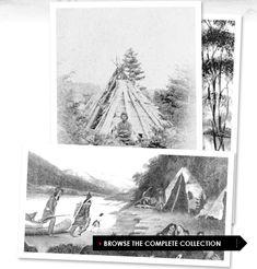 Mi'kmaq Portraits Collection
