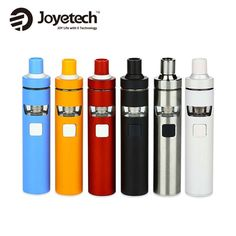 100% original Joyetech eGo AIO D22 Kit All-in-One Starter Kit with 2ml Atomizer Tank and Battery Vape Electronic Cig AIO D22
