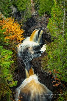 Waterfall Photography The Cascades Cascade by SoulCenteredPhotoart