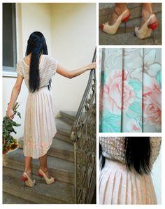 Anca Oniga Asymetric-Skirt