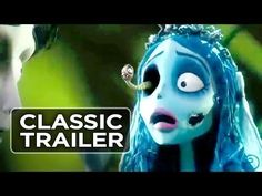 Corpse Bride (2005) Official Trailer - Tim Burton Animated Musical HD - YouTube
