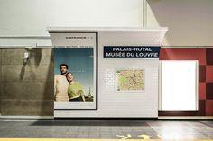 Le Metro parisien s'invite dans le Metro montréalais