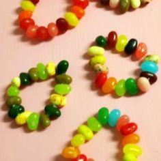Jelly Belly bracelets!
