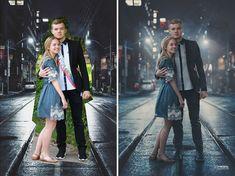 Lo que hace este ruso con photoshop es impresionante
