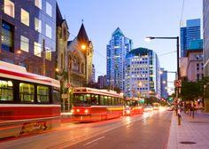 Toronto, Ontario - Canada's Places of a Lifetime - National Geographic Travel Canada Toronto, O Canada, Canada Travel, Canada Ontario, National Geographic Travel, Downtown Toronto, Romantic Destinations, Quebec City, Beautiful Landscapes