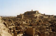 Крепость Арг-е Бам