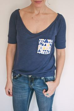 Sloppy Josephine Tee | Take two by Maryanne Brezovic | Project | Sewing / Shirts, Tanks, & Tops