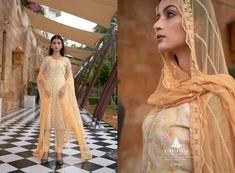 KAAYNAAT-CINDERELLA-PAKISTANI-SUITS-MANUFACTURER-SURAT-9 Latest Pakistani Suits, Cosmos, Cinderella, Sari, Luxury, Fashion, Saree, Moda, Fashion Styles