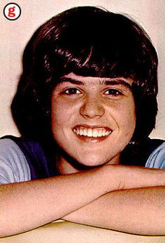 Donny Osmond was my true love when I was 7 or 8!.I loved Donny so much & i still do.Please check out my website thanks. www.photopix.co.nz