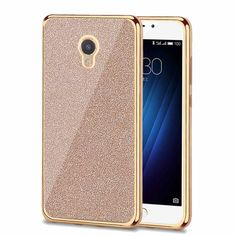 For Meizu MX5 case Luxury Cover Ultra Thin Glitter Bling Soft Silicone Back Case For MEIZU MX5 Note MX 5 back Phone Cases 5.5in.