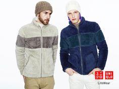 UNIQLO FLEECE   Fall/Winter 2013       #fleece #uniqlo #lifewear #apparel #fw2013 #japan