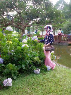 Taman Bunga Nusantara, Indonesia
