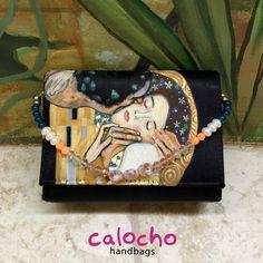 Nos encanta Klimt y este mes se lo dedicamos a este gran artista, espera pronto mi nueva colección 'La Dama de Oro' para el otoño.
