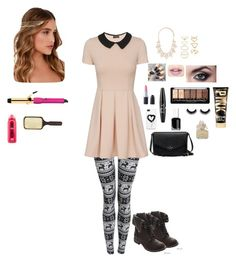 """""""cute winter"""" by kalialuv ❤ liked on Polyvore featuring Nature Breeze, Forever 21, Zero Gravity, Lulu*s, Fiebiger, NYX, Essie, Marc by Marc Jacobs, amika and Ibiza Hair"""